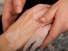 Parafiinihoito käsille